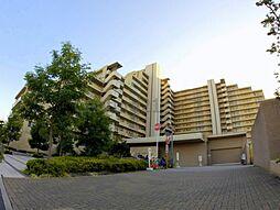 兵庫県宝塚市弥生町の賃貸マンションの外観