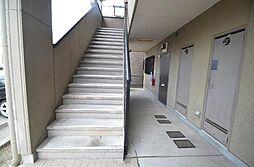 WAVE HOUSE[1階]の外観