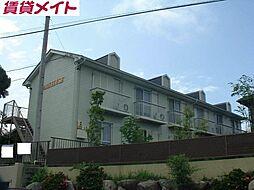 KAME HOUSE[2階]の外観