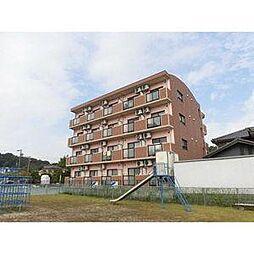 愛知県豊田市保見町松本の賃貸マンションの外観