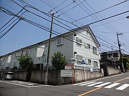 神奈川県横浜市金沢区高舟台1丁目の賃貸アパートの外観