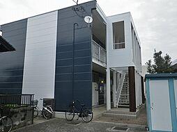 千葉県船橋市二宮2丁目の賃貸アパートの外観