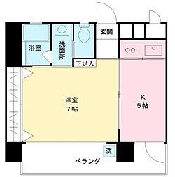 プレイハウス[3階]の間取り