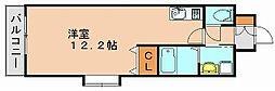 ウェルカム県庁口[5階]の間取り