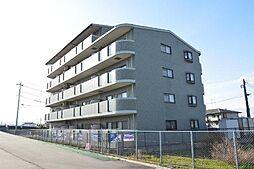 ポラールシュテルン[4階]の外観