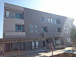 千葉県野田市宮崎の賃貸アパートの外観