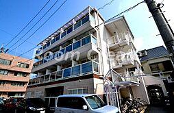 徳島県徳島市中昭和町2丁目の賃貸アパートの外観