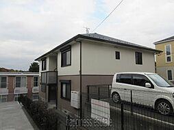 神奈川県川崎市麻生区片平3丁目の賃貸アパートの外観