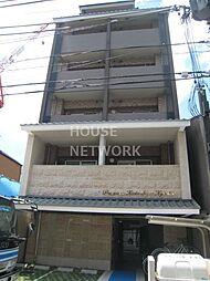 プレサンス京都三条響洛[403号室号室]の外観