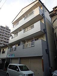 マンション西平[4階]の外観