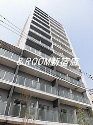 東京都板橋区大原町の賃貸マンションの外観
