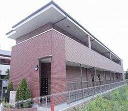 レジデンス武庫川II[206号室]の外観