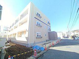 千葉県市川市宝2丁目の賃貸アパートの外観