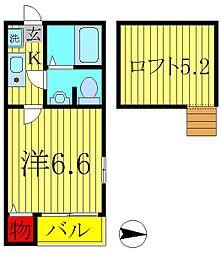 DHG.恵[1階]の間取り
