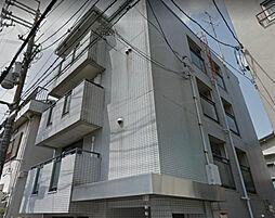 大阪府豊中市服部寿町2丁目の賃貸マンションの外観