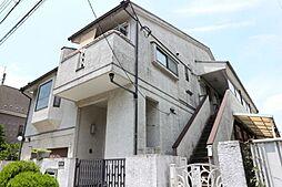 コーポ松崎[2-B号室]の外観