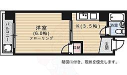 的場町駅 3.5万円