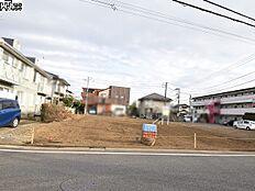 4号地付近 現地写真 西東京市向台町5丁目