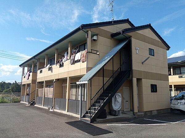 KamikenAP 7 2階の賃貸【埼玉県 / 児玉郡上里町】