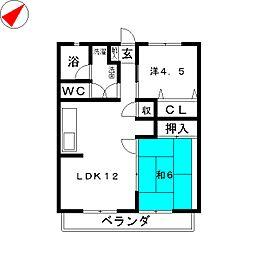 大岡駅 5.5万円