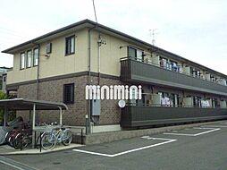 リビングタウン瀬名川[2階]の外観