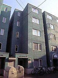 メゾンドヴェール[2階]の外観