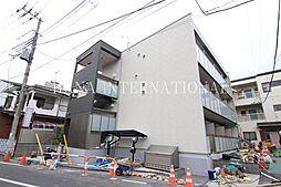 東京都足立区中央本町3丁目の賃貸マンションの外観