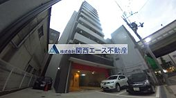 大阪府大阪市東成区東今里2丁目の賃貸マンションの外観