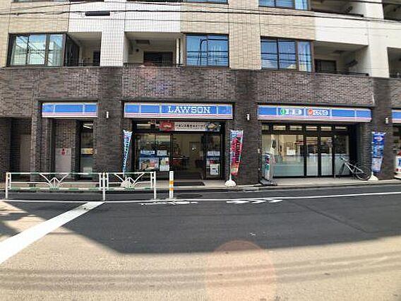 ローソン渋谷初...