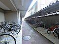 敷地内に自転車...