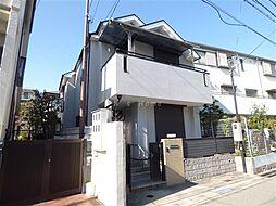 [一戸建] 兵庫県神戸市東灘区住吉本町2丁目 の賃貸【/】の外観