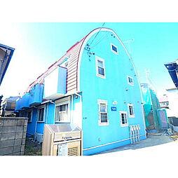千葉県市川市高谷2丁目の賃貸アパートの外観