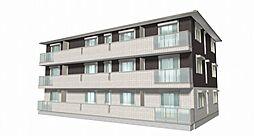 (仮称)奈良市五条畑ハイツ[3階]の外観