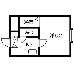 元町駅 1.5万円