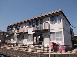 フォーブルサニーランド A棟[2階]の外観