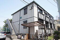 クレールJe茅ヶ崎[105号室]の外観