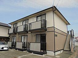 長野県長野市大字南長池の賃貸アパートの外観
