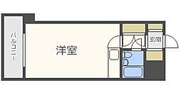 ネオアージュ裏参道[9階]の間取り