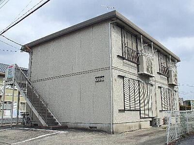 外観,2DK,面積41.31m2,賃料4.8万円,JR常磐線 水戸駅 バス15分 徒歩1分,,茨城県水戸市千波町1488番地