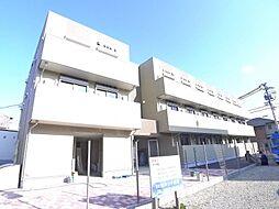 レーヴ京成高砂[1階]の外観