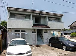 コーポ上野[101号室]の外観