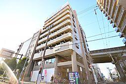 グロー駒川中野[413号室]の外観