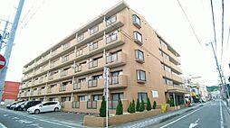 静岡県静岡市駿河区小黒1丁目の賃貸マンションの外観