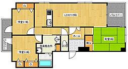 シンキコーポレーションMビル[2階]の間取り