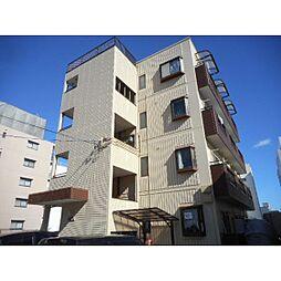 静岡県浜松市中区松城町の賃貸アパートの外観