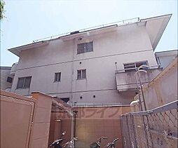 京都府京都市左京区田中関田町の賃貸マンションの外観