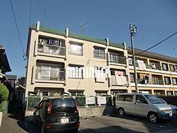 成田コーポ[1階]の外観