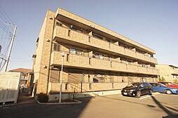 茨城県つくばみらい市陽光台3の賃貸アパートの外観