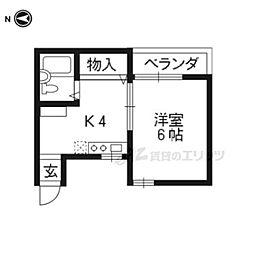 京都市営烏丸線 丸太町駅 徒歩12分