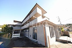 京都府京都市左京区岩倉花園町の賃貸マンションの外観